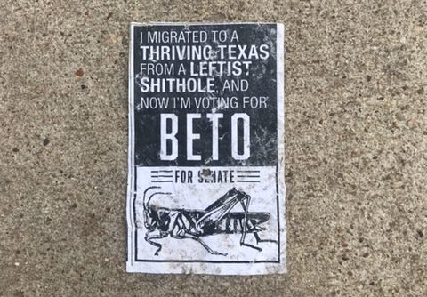 Don't let a Breitbart-loving street art troll win the day!