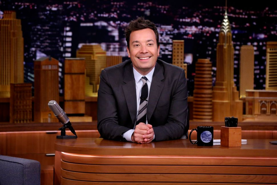 Jimmy Fallon Tonight Show Ratings