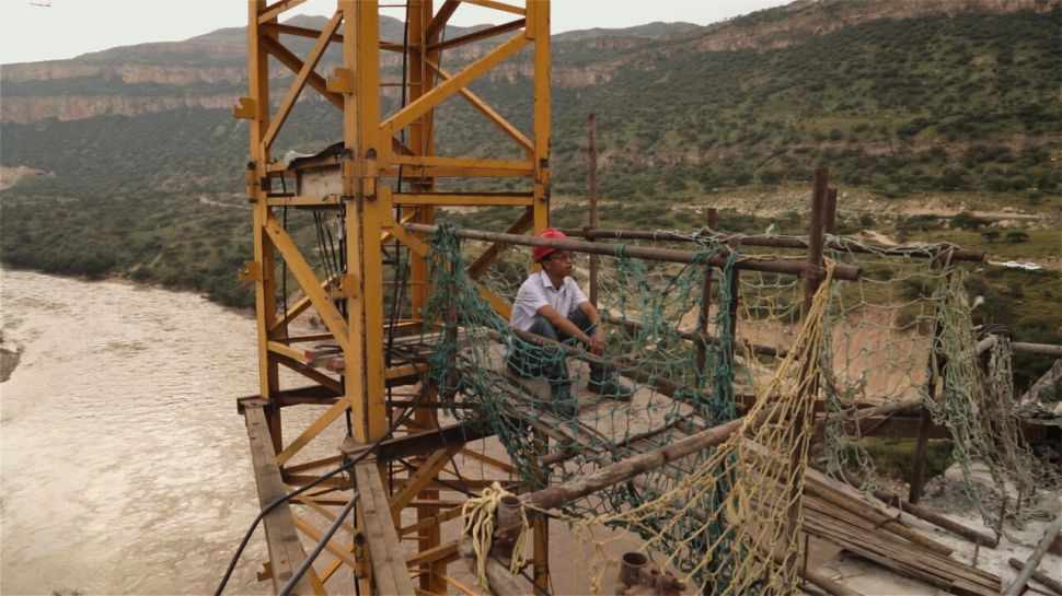 Bao Wang Li is on the third year of an expatriate assignment to build a bridge in Ethiopia.