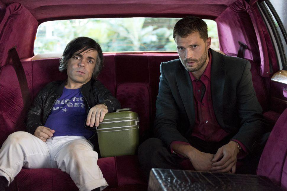 Peter Dinklage and Jamie Dornan.
