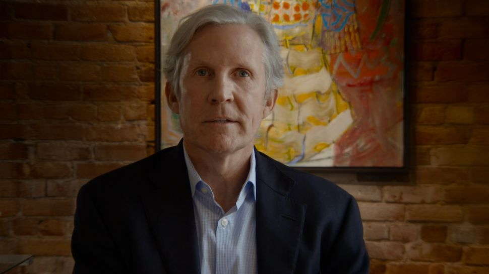 "Bill Mundell, producer of ""Better Angels."""