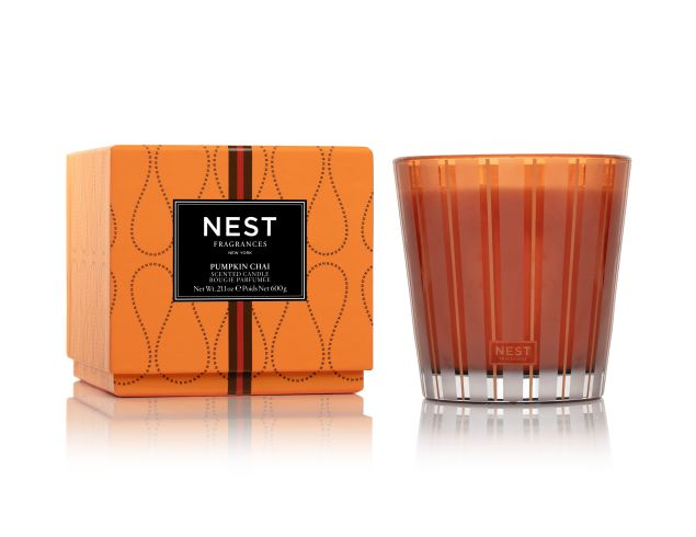 nest fragrances pumpkin chai candle