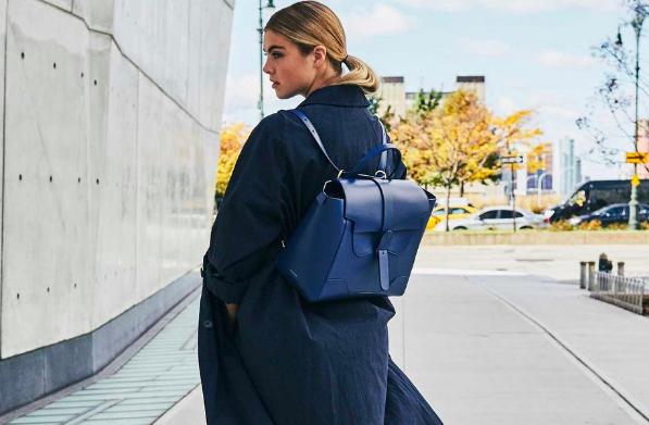 Senreve's Maestra has been the brand's best-selling handbag for multiple seasons.
