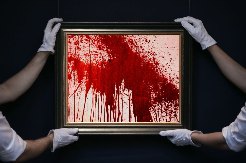 Death row inmates are making a killing with their paintings. Is it art or highway robbery?