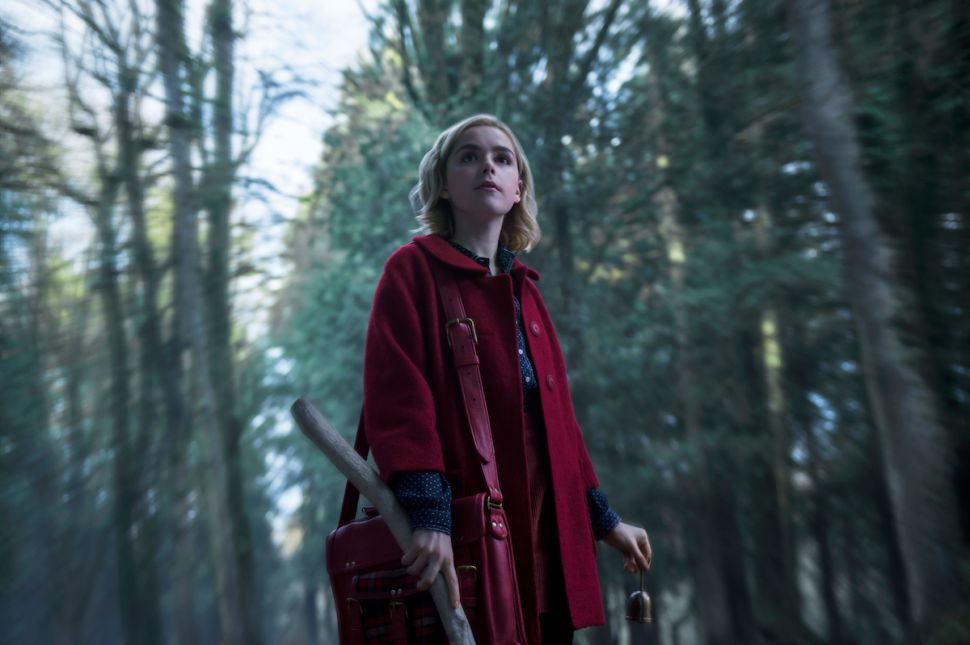 Netflix Chilling Adventures of Sabrina Lawsuit
