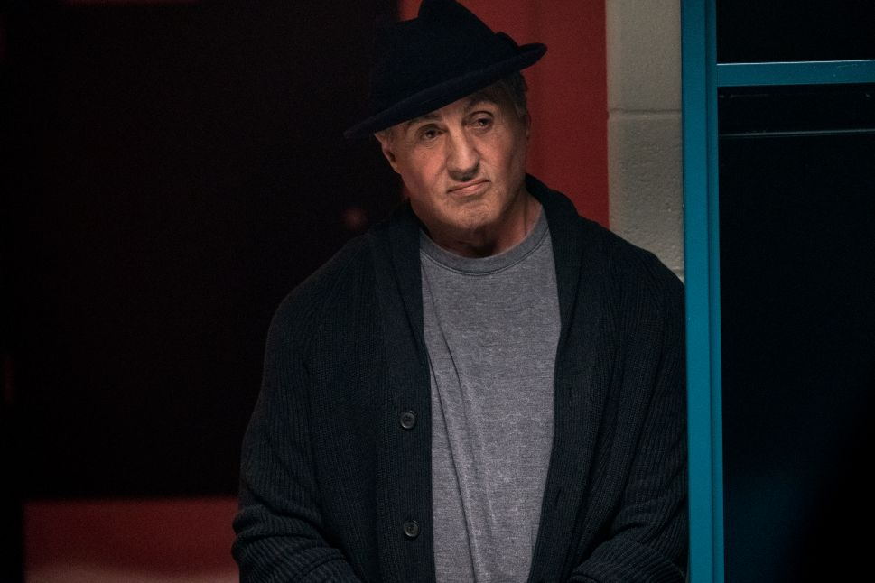 CREED II Sylvester Stallone Rocky