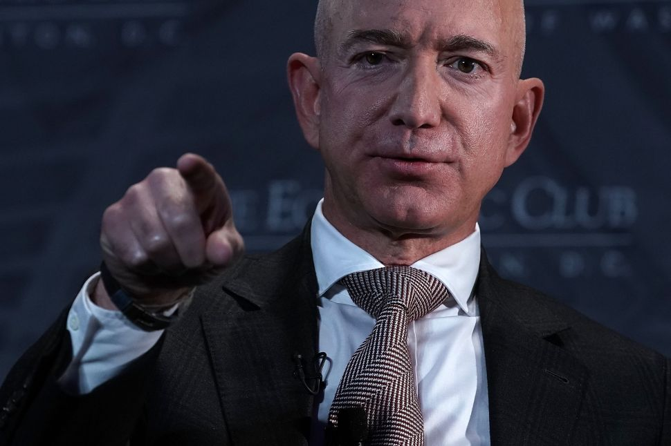 Jeff Bezos said retail companies on average last only 30 years. Amazon is 24.