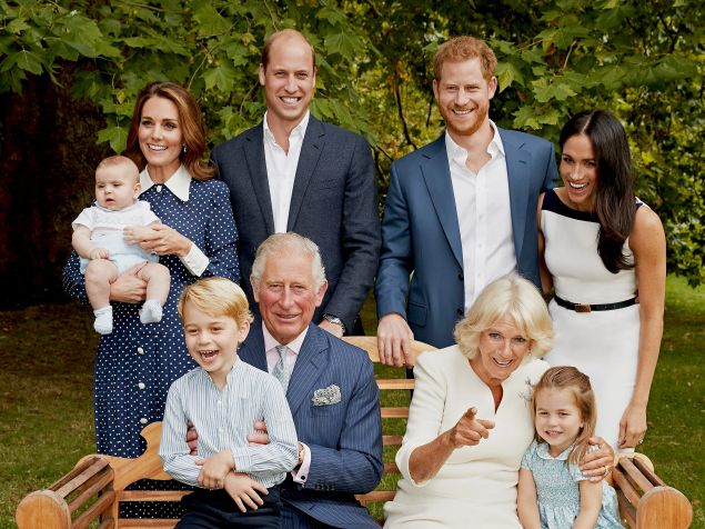 prince charles birthday portraits