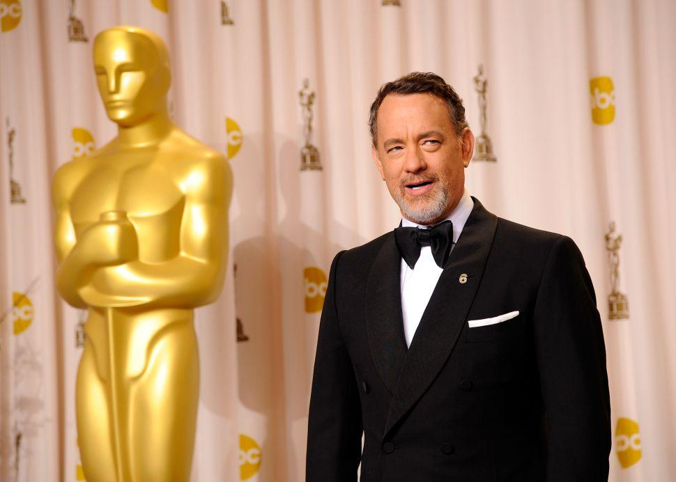 Tom Hanks Movies Oscars Bios