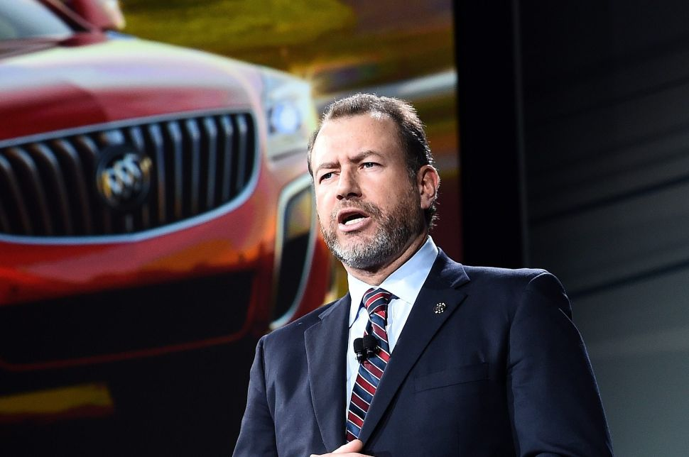 General Motors President Dan Ammann led the acquisition of Cruise in 2016.