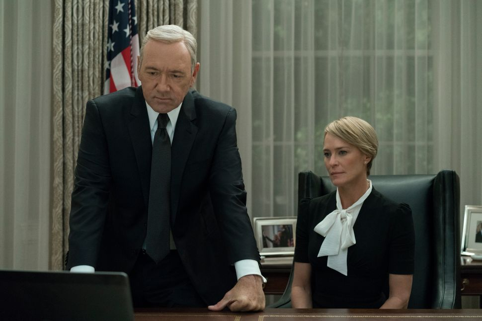 House of Cards Spoilers