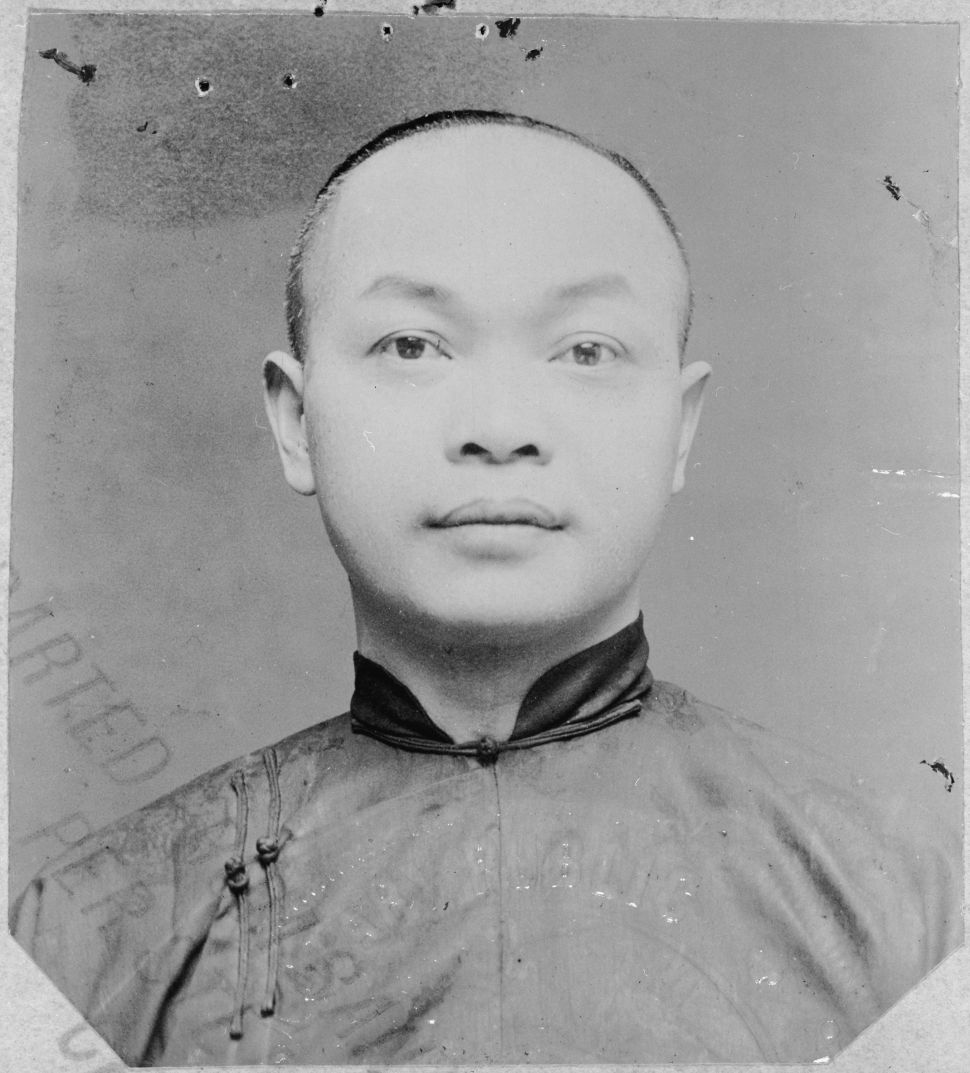 Wong Kim Ark's 1895 Supreme Court case set the precedent that U.S.-born children of immigrants could not be denied American citizenship.