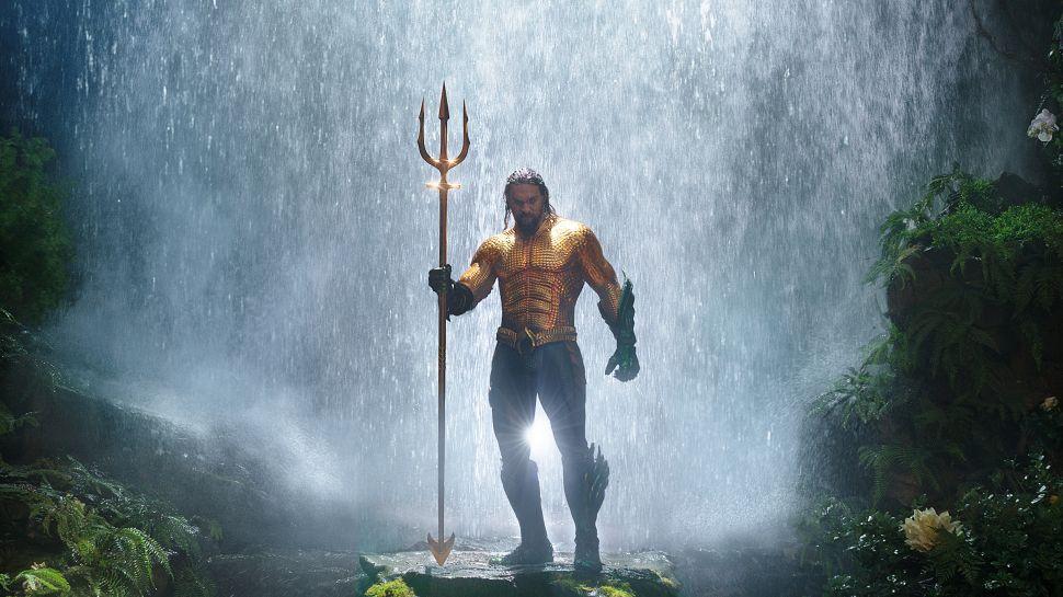 Aquaman Reviews Jason Momoa DCEU