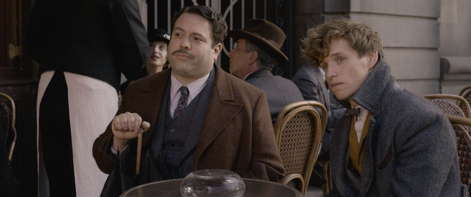 Fantastic Beasts: The Crimes of Grindelwald Spoilers
