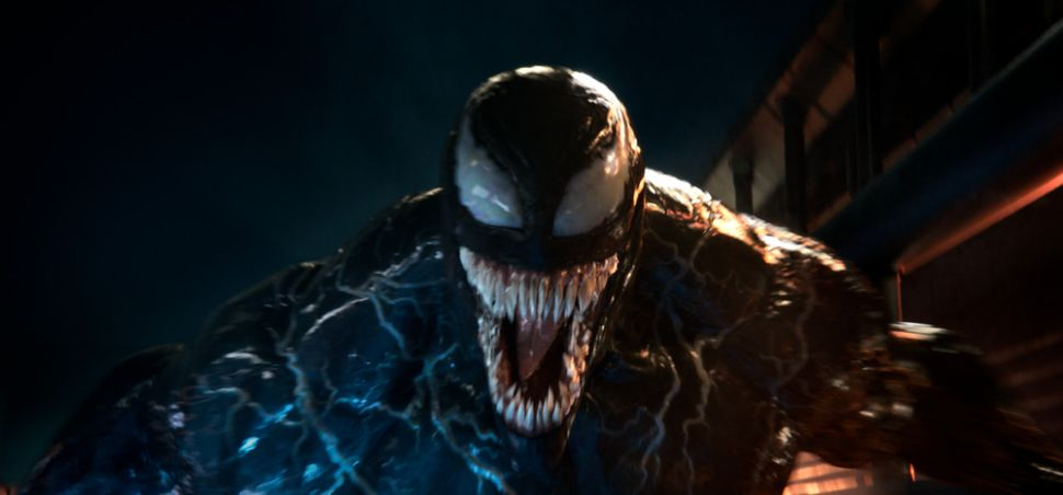 Venom Tom Hardy Spider-Man