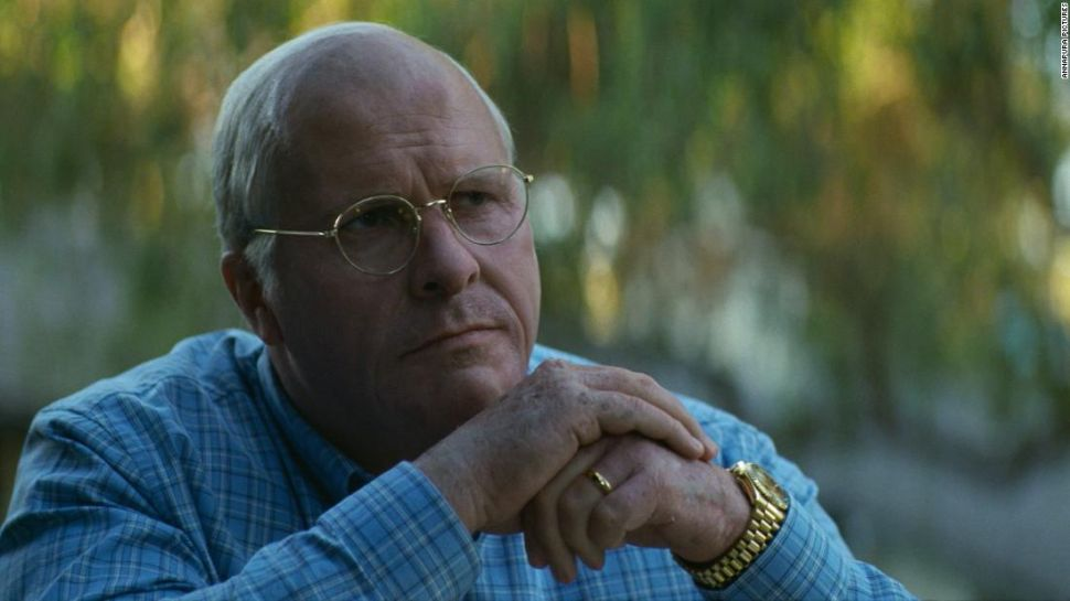 Vice Christian Bale Dick Cheney