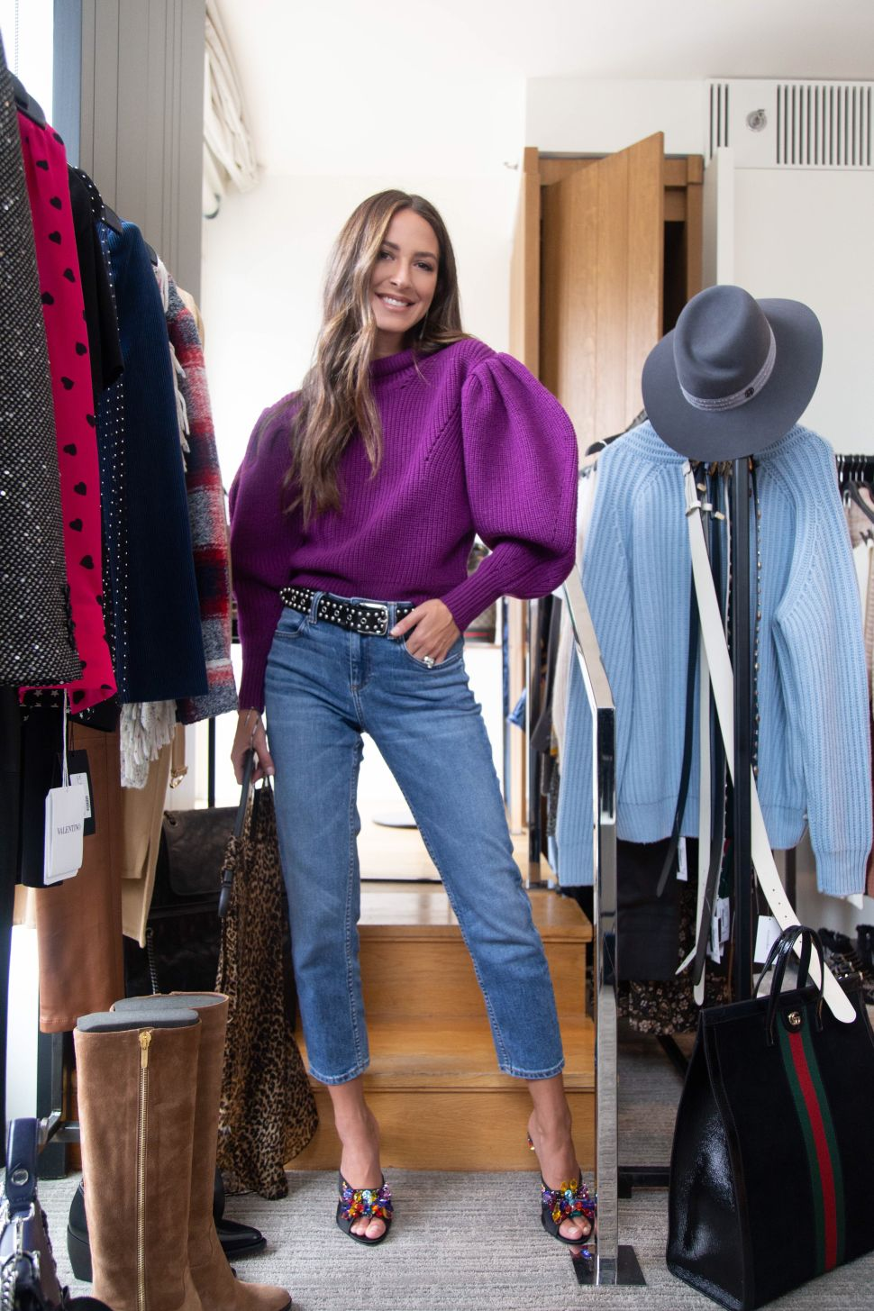 This fall, Charnas kicked off a multi-year licensing deal with Nordstrom which, so far, has been the retailer's most successful partnership ever