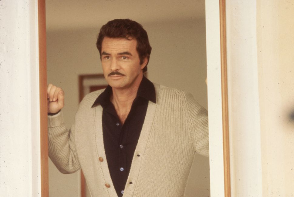 American actor Burt Reynolds, circa 1975.