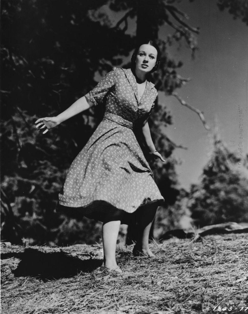 American actress Patricia Morison, circa 1939.