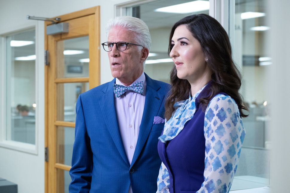 The Good Place Season 3 Netflix