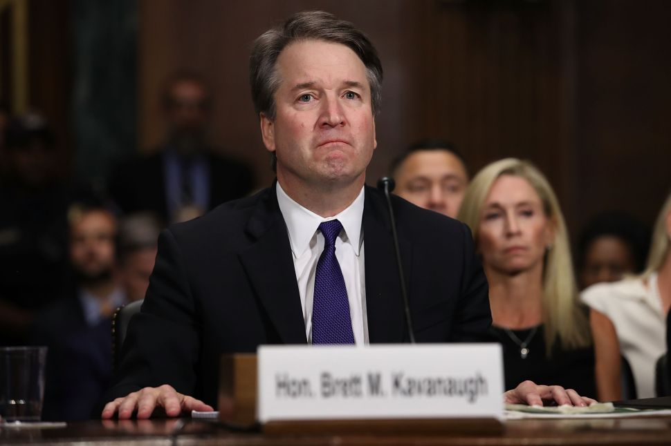 """Brett Kavanaugh was the third most searched person on Google in 2018, according to Google's """"Year In Search"""" report."""