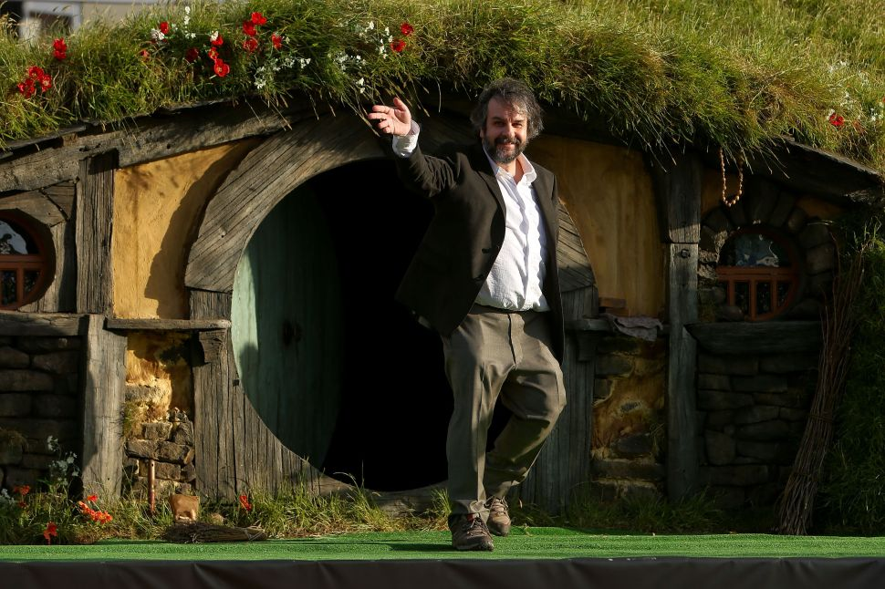Amazon Lord of the Rings Peter Jackson