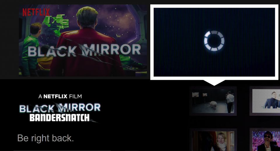 Black Mirror Bandersnatch Spoilers