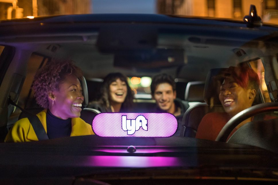 Lyft has raised a total of $4.9 billion from private investors.