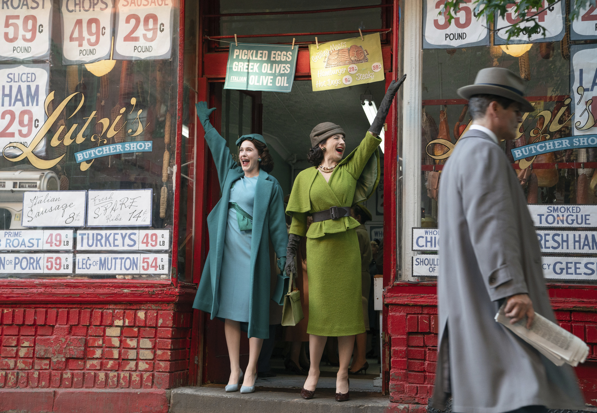 Mrs Maisel Cast Salaries Revealed Amazon