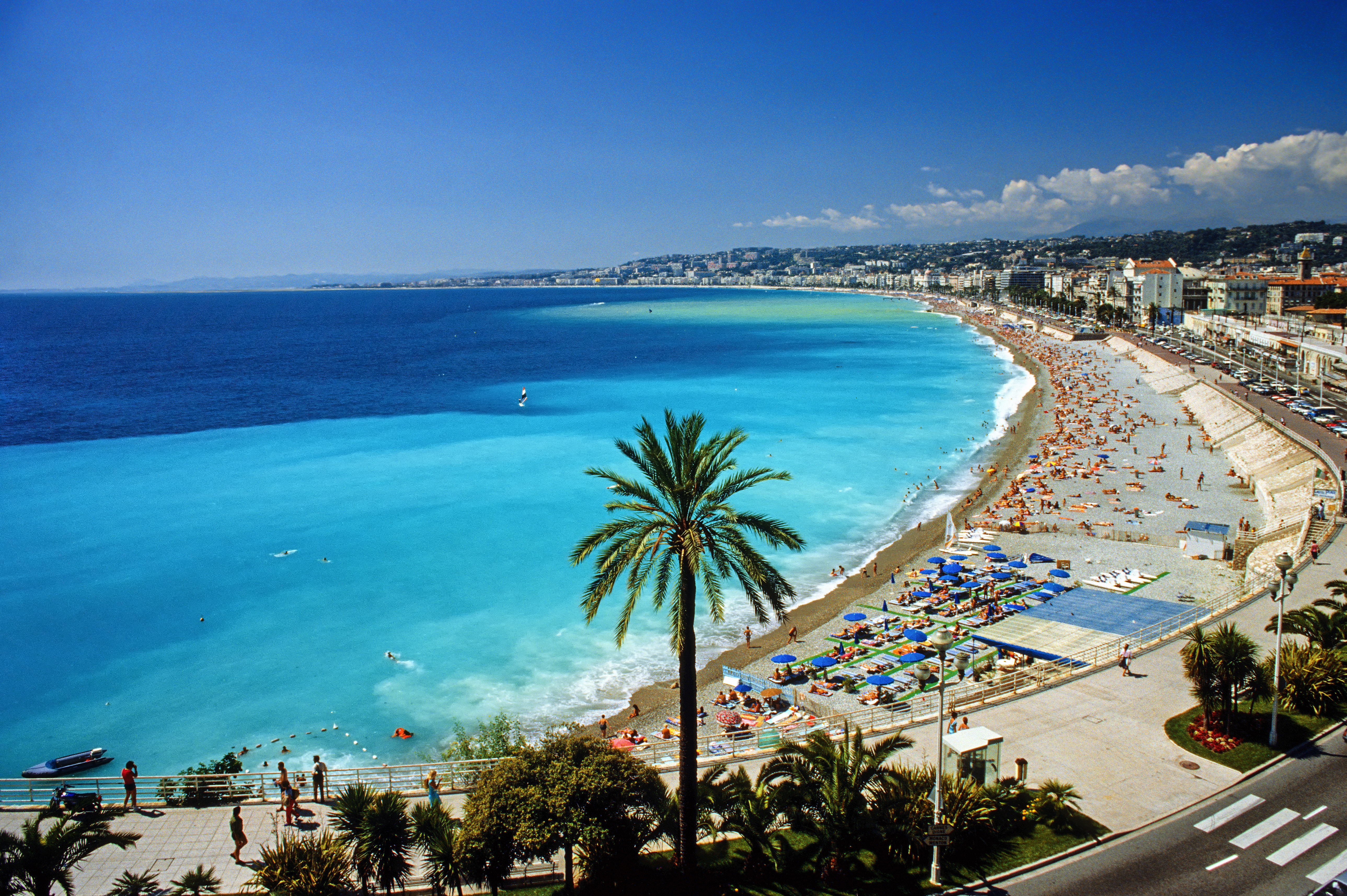 The French Riviera, Nice