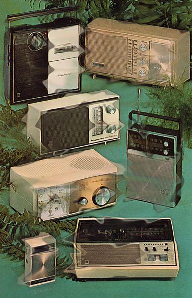 Jibade-Khalil Huffman, Radios.