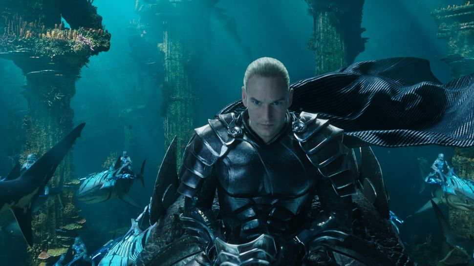 Aquaman Patrick Wilson Watchmen