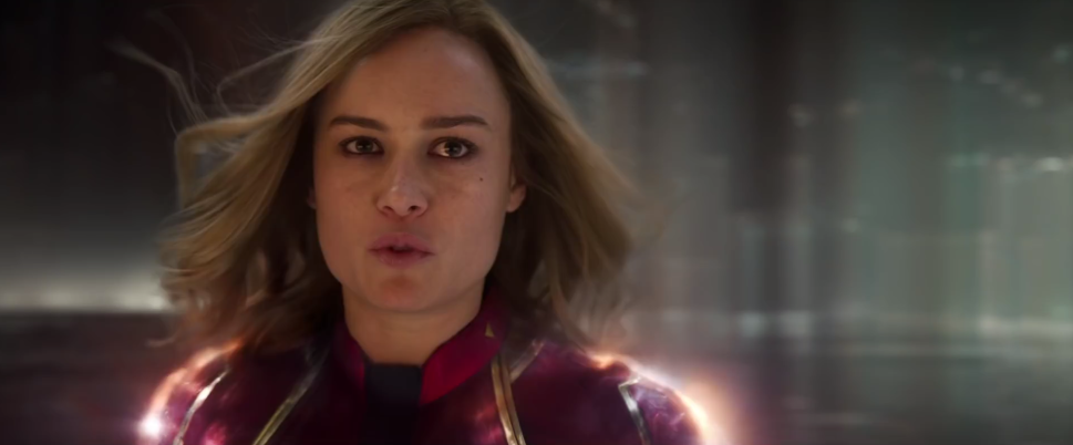 Captain Marvel spoilers