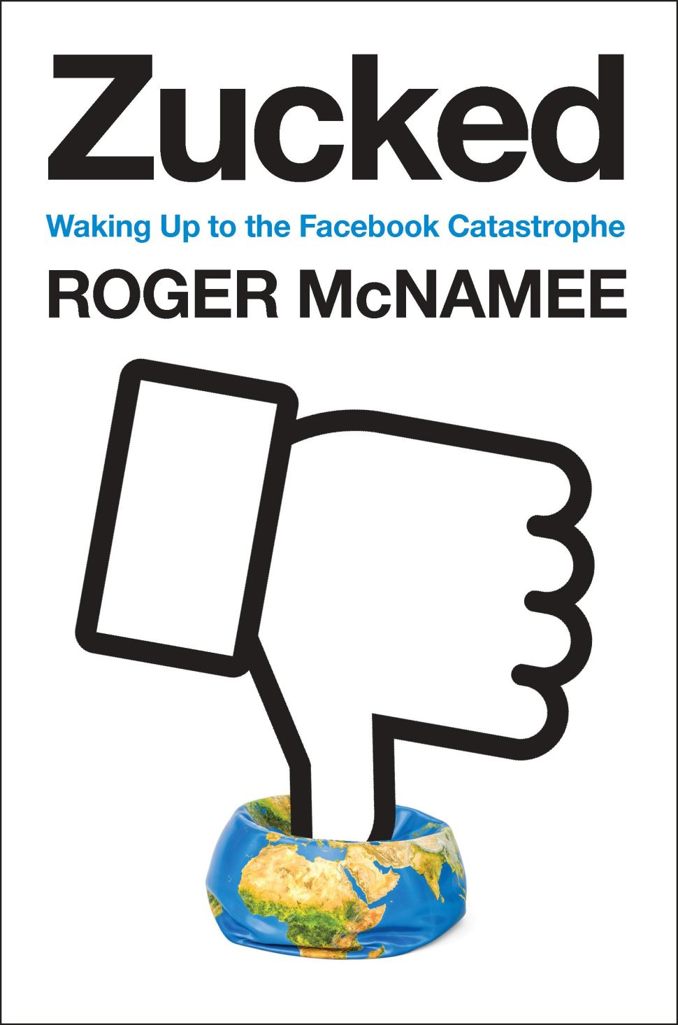 'Zucked' by Roger McNamee.