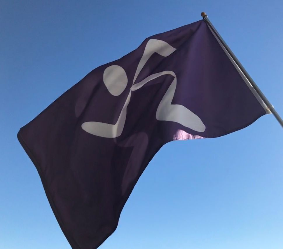 Anytime Fitness will be planting its iconic 'Running Man' flag on all seven continents.