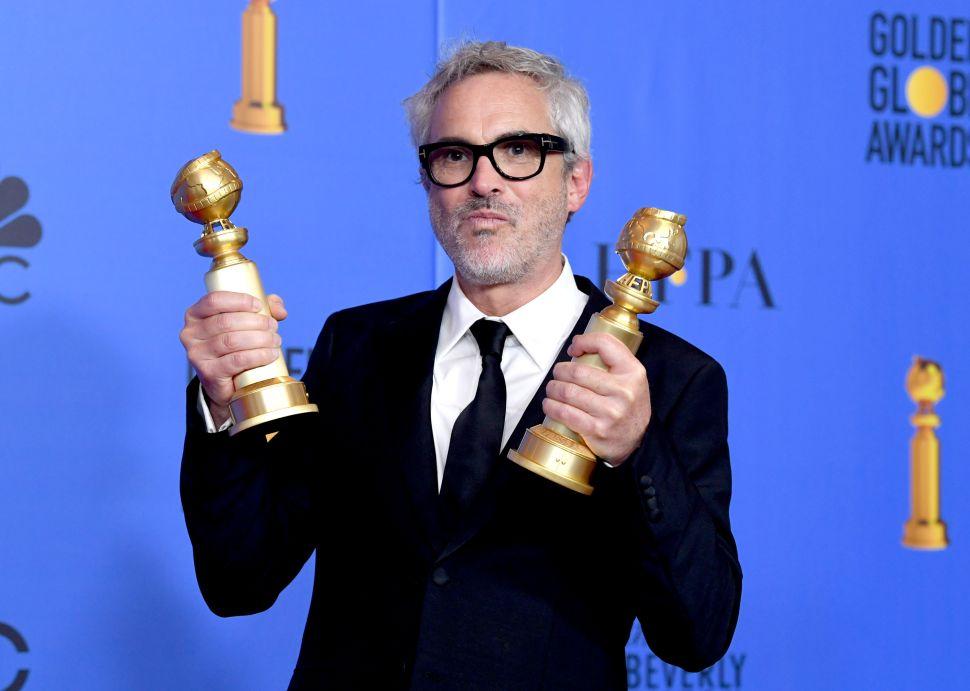Alfonso Cuarón Roma Netflix