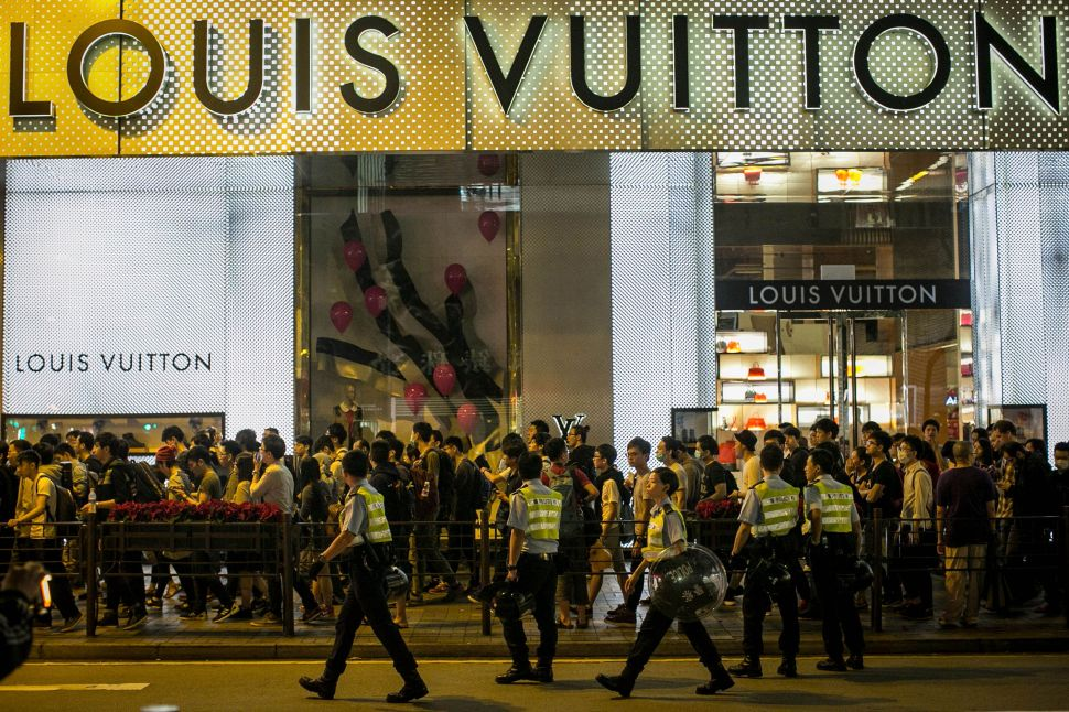 Global sales from Louis Vuitton in 2018 topped $11.4 billion.
