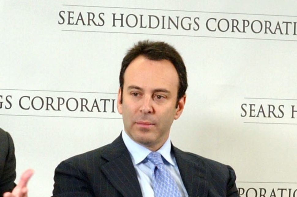 Eddie Lampert was CEO of Sears from 2013 to 2018.