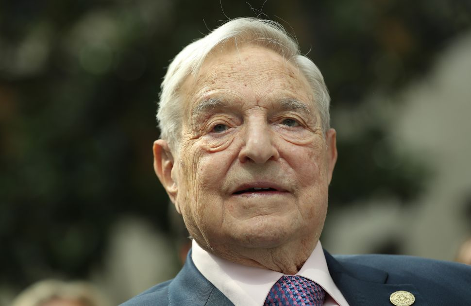George Soros has a long and complicated history with China.