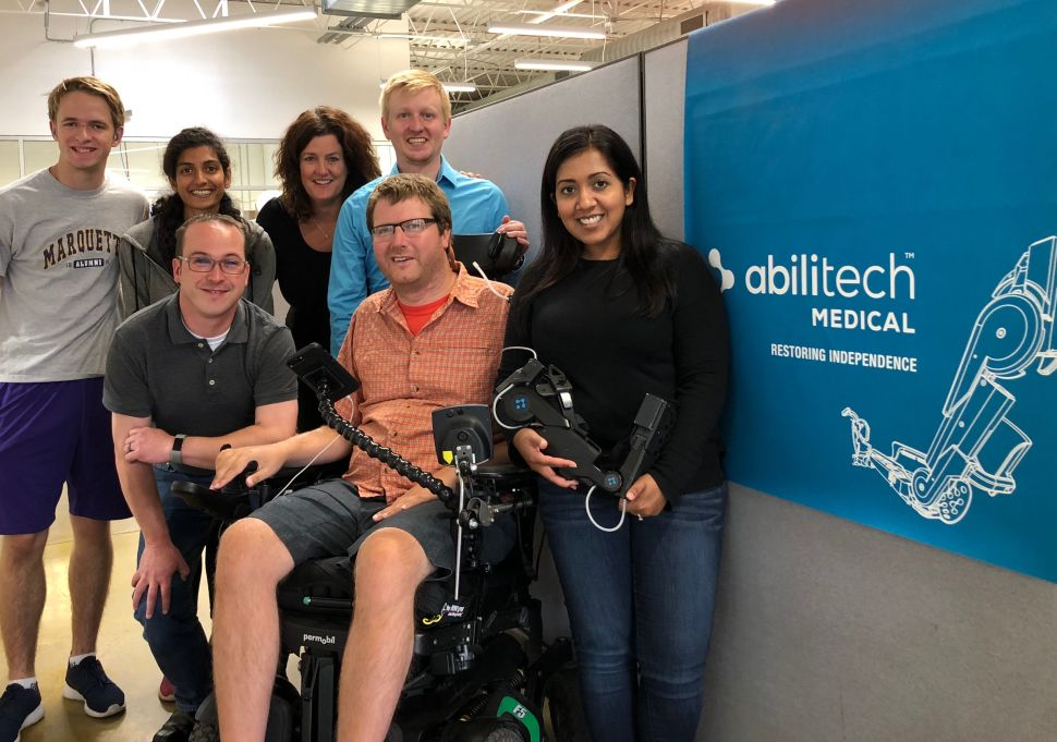 AbiliTech is creating transformative solutions for those with limited mobility.