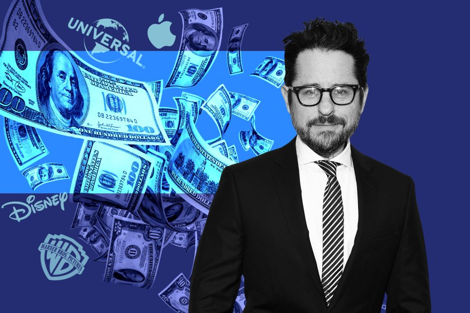 J.J. Abrams Movies Net Worth