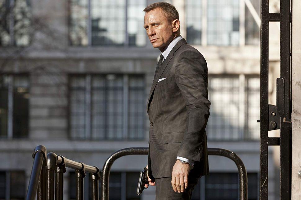 Next James Bond Movie