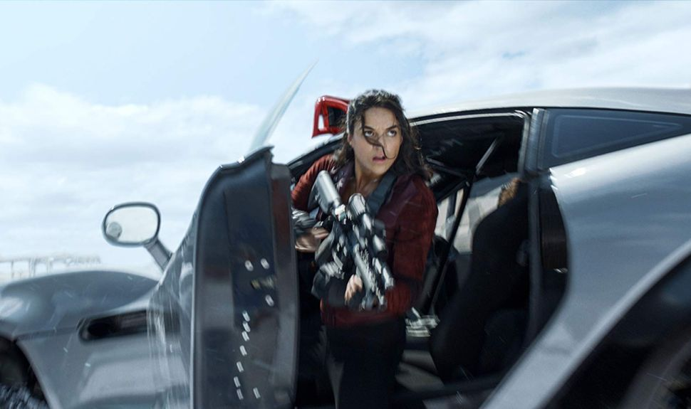 Fast and Furious Gina Rodriguez
