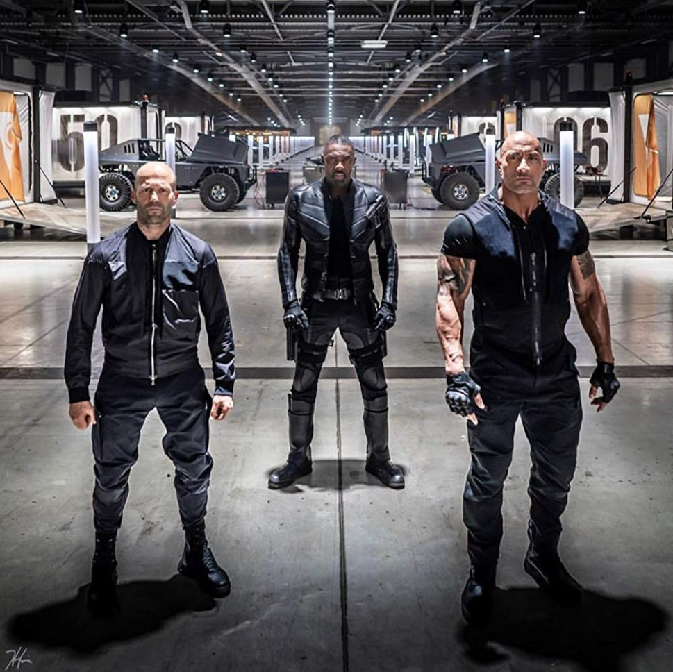 Hobbs & Shaw Box Office Prediction