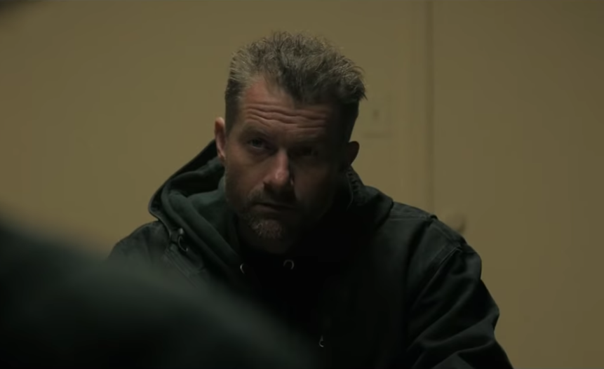 James Badge Dale in The Standoff at Sparrow Creek.