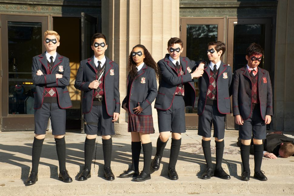 The Umbrella Academy TV Review