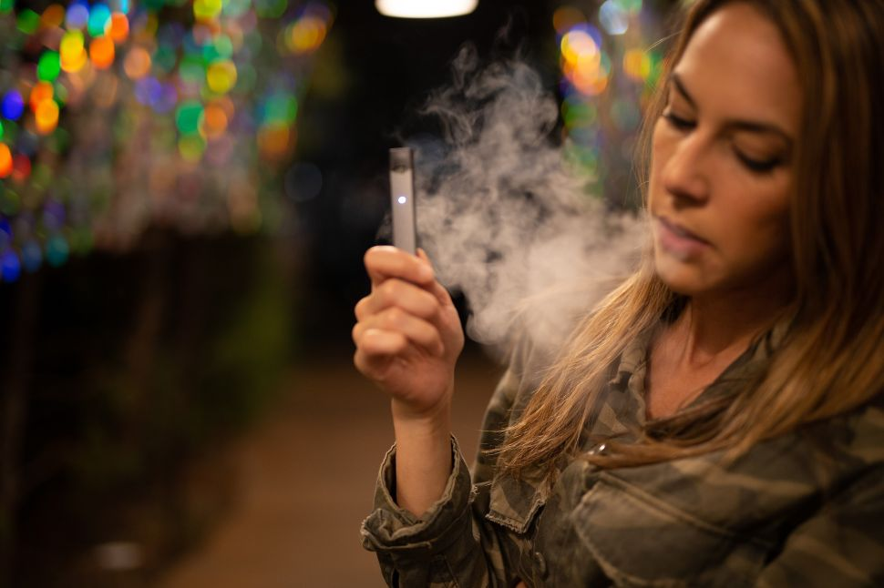 A complete ban to the ends of stopping underage use of vaping devices is way over the line and infringes on the freedom of adults who choose to use these products.