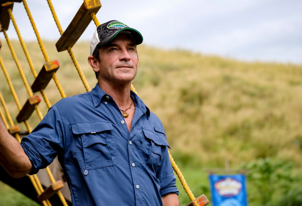 Executive Producer Jeff Probst returns to host 'SURVIVOR: Edge of Extinction' when the Emmy Award-winning series premieres its 38th season, Wednesday, Feb. 20 (8:00-9:00PM, ET/PT).