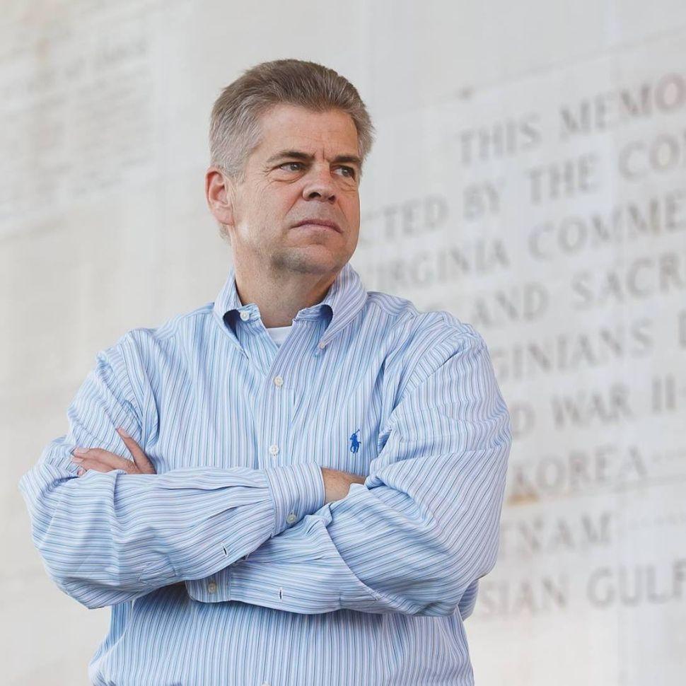 Virginia Speaker of the House Kirk Cox.