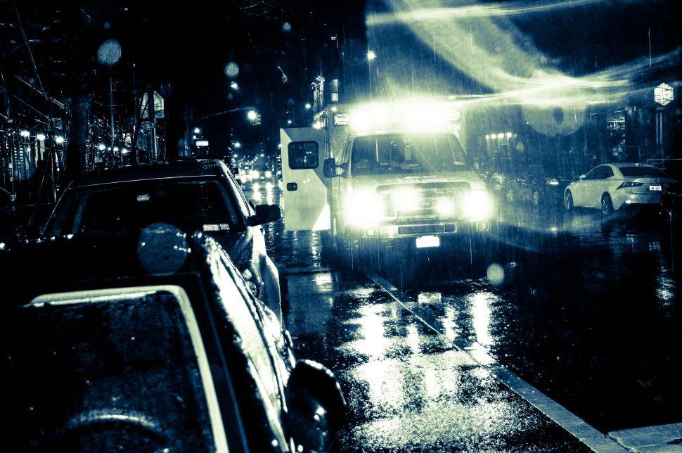 Citizen App Alert Reads: Man Injured In Stabbing